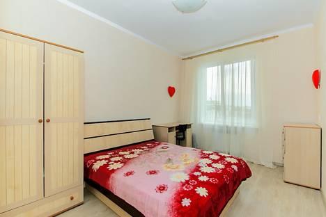 Сдается 2-комнатная квартира посуточнов Казани, ул. Чернышевского, 33.