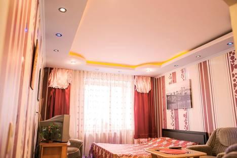 Сдается 1-комнатная квартира посуточно в Барановичах, Ленина 15.