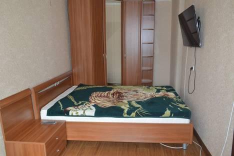 Сдается 2-комнатная квартира посуточнов Магадане, К Маркса 62 Б.