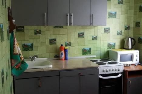 Сдается 1-комнатная квартира посуточно в Магадане, ул. Якутская 6.
