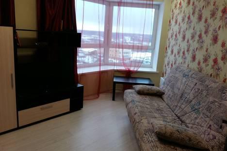 Сдается 2-комнатная квартира посуточно в Дубне, проспект Боголюбова, д.44.