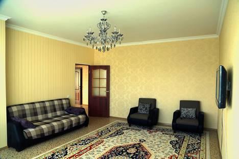 Сдается 2-комнатная квартира посуточно в Астане, Достык 5/1.