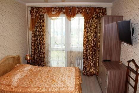 Сдается 1-комнатная квартира посуточно в Ханты-Мансийске, улица Пионерская, 70.