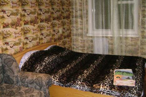 Сдается 2-комнатная квартира посуточно в Павлодаре, Ленина 53.