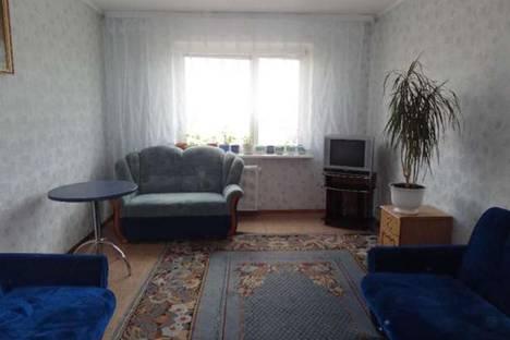 Сдается 2-комнатная квартира посуточно в Борисове, ул.Трусова, 18.