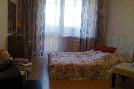 Сдается 1-комнатная квартира посуточнов Екатеринбурге, Пер.Шалинский,4.