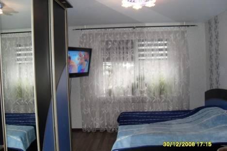 Сдается 1-комнатная квартира посуточно в Барановичах, улТельмана д.201/2 кв.7..