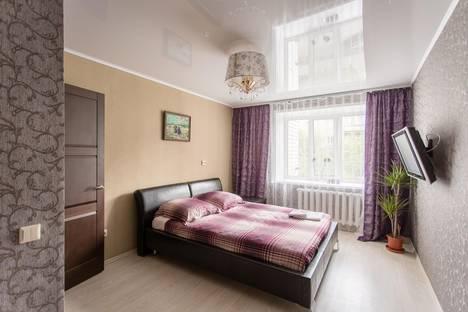 Сдается 1-комнатная квартира посуточнов Вологде, ул. Воровского, 60.