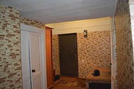 Сдается 1-комнатная квартира посуточно в Верхней Салде, ул. Евстигнеева, 14.