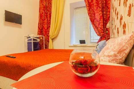 Сдается 1-комнатная квартира посуточнов Санкт-Петербурге, Коломенская 23(3).