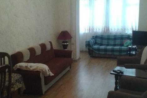 Сдается 2-комнатная квартира посуточнов Баку, ул.Низами 80.