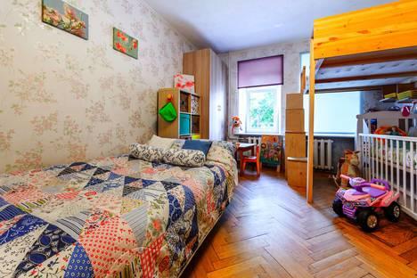 Сдается 2-комнатная квартира посуточнов Санкт-Петербурге, Тучков переулок, 3.