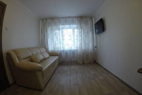 Сдается 2-комнатная квартира посуточно в Красноярске, ул. Ады Лебедевой, 150.