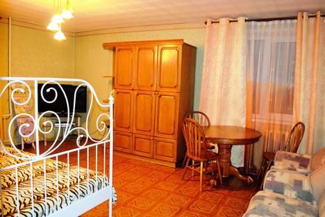 Сдается 1-комнатная квартира посуточно в Костроме, Советская 97.