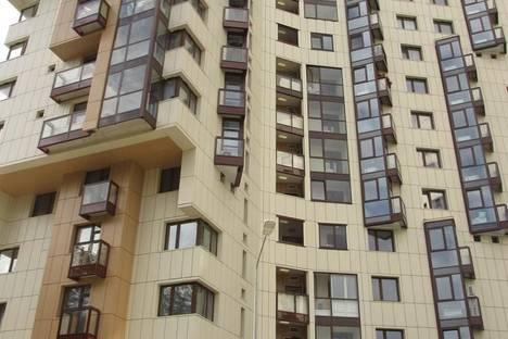 Сдается 1-комнатная квартира посуточнов Химках, Чайковского 1.
