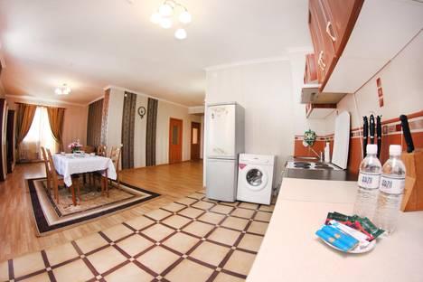 Сдается 3-комнатная квартира посуточно в Алматы, ул. Каблукова, 264/93 МЕГА ТАУЭРС.