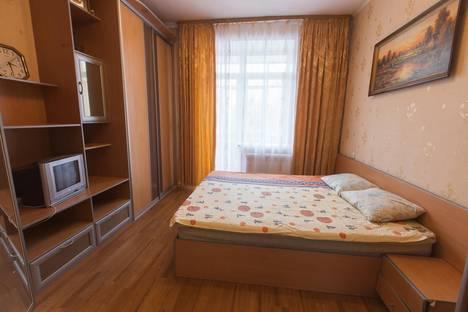 Сдается 2-комнатная квартира посуточно в Обнинске, ленина 46.
