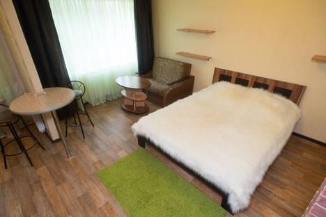 Сдается 1-комнатная квартира посуточно в Челябинске, Энгельса, 47А.