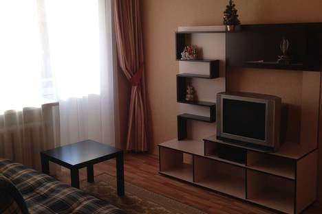 Сдается 1-комнатная квартира посуточно в Череповце, ул. Ленина, 108.