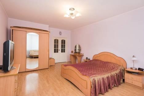 Сдается 1-комнатная квартира посуточнов Екатеринбурге, Блюхера, 45.