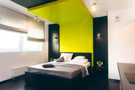 Сдается 1-комнатная квартира посуточнов Екатеринбурге, Юмашева, 6.