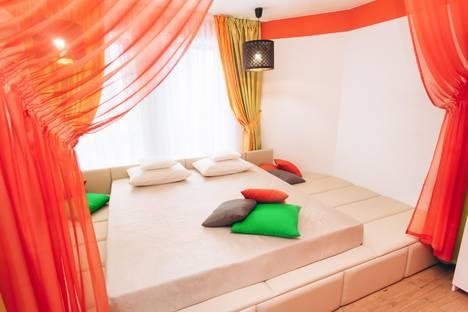 Сдается 2-комнатная квартира посуточнов Екатеринбурге, ул. Юмашева, 6.