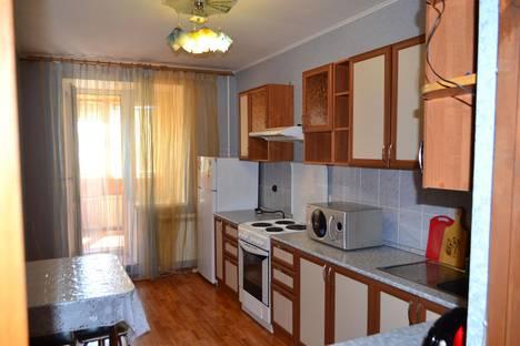 Сдается 1-комнатная квартира посуточно в Казани, ул. Юлиуса Фучика, 53.