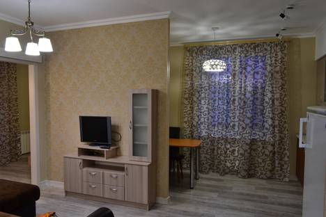 Сдается 1-комнатная квартира посуточно в Казани, ул. Чернышевского,  16.