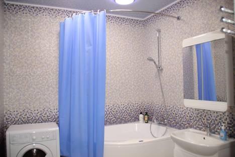 Сдается 2-комнатная квартира посуточно в Астрахани, ул. Татищева, 4Б.