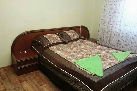 Сдается 2-комнатная квартира посуточно в Якутске, ул. Лермонтова, 33/1.