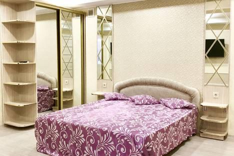 Сдается 1-комнатная квартира посуточно в Саках, переулок Пионерский д 23.
