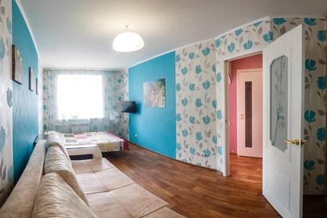 Сдается 1-комнатная квартира посуточно в Казани, Спартаковская,165.