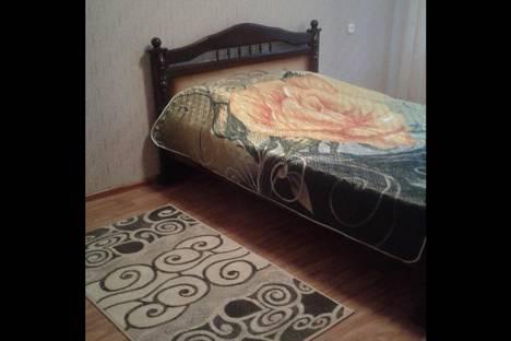 Сдается 1-комнатная квартира посуточно в Уральске, С.Датова 1/1.