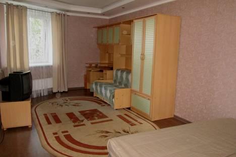 Сдается 1-комнатная квартира посуточно в Дмитрове, ул. Оборонная, д.10.