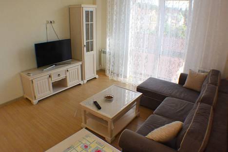 Сдается 2-комнатная квартира посуточнов Адлере, Чкалова 11.