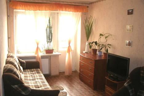 Сдается 1-комнатная квартира посуточнов Казани, ул. Павлюхина, 114к2.