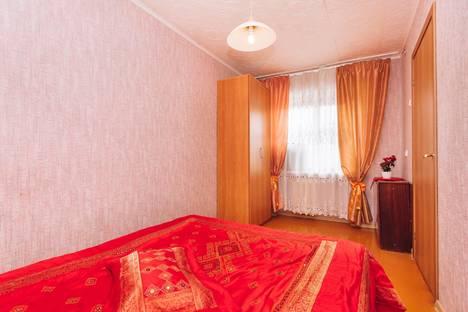 Сдается 2-комнатная квартира посуточнов Екатеринбурге, ул. Челюскинцев, 33а.