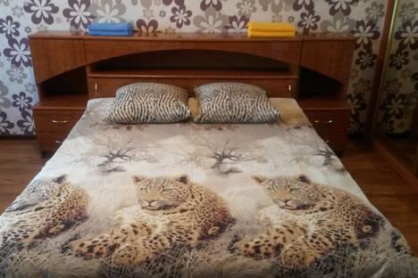 Сдается 1-комнатная квартира посуточнов Ангарске, 10 микрорайон, дом 43.