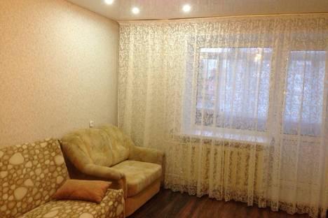 Сдается 1-комнатная квартира посуточнов Ишиме, Ул.К-Маркса д.40.