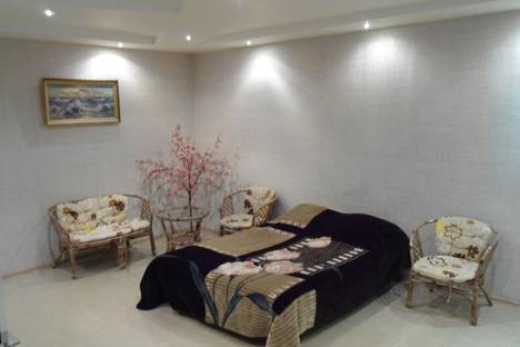Сдается 1-комнатная квартира посуточно в Никополе, Патриотов Украины, 107.