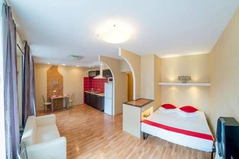 Сдается 1-комнатная квартира посуточнов Уфе, ул. Ленина, 99.