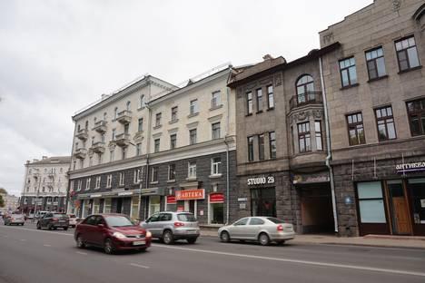 Сдается 2-комнатная квартира посуточно в Пскове, Октябрьский проспект, 16.