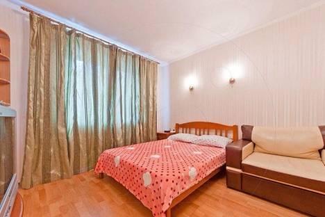 Сдается 1-комнатная квартира посуточнов Пушкине, проспект Наставников, 3 корпус 1.