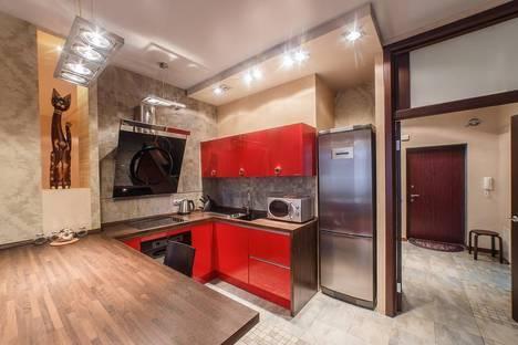 Сдается 2-комнатная квартира посуточно в Казани, Чистопольская улица 20Б.