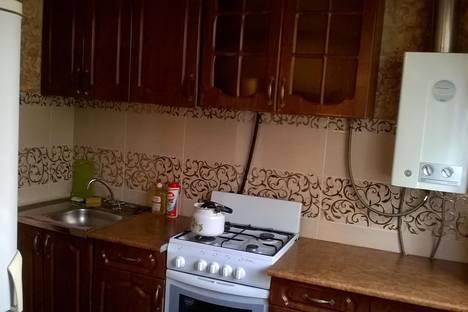 Сдается 1-комнатная квартира посуточнов Уфе, проспект Октября, 126.