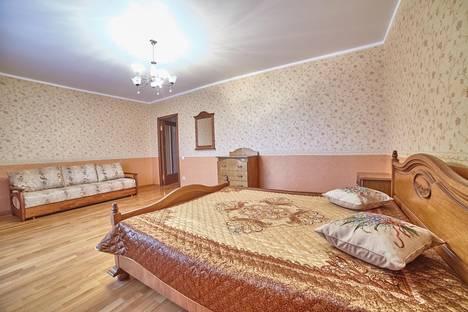 Сдается 2-комнатная квартира посуточнов Ростове-на-Дону, ул. Максима Горького, 55.