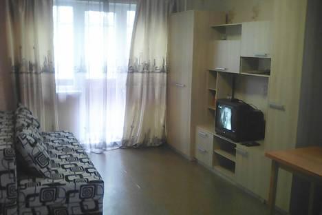 Сдается 1-комнатная квартира посуточно, ул. Карла Маркса, 111.