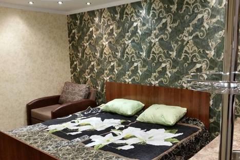 Сдается 1-комнатная квартира посуточно в Железноводске, ул. Ленина, 8.