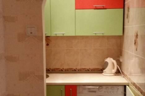 Сдается 2-комнатная квартира посуточно в Железноводске, ул. Ленина, 8.