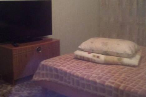 Сдается 3-комнатная квартира посуточнов Нефтеюганске, 10микр. 10 дом.